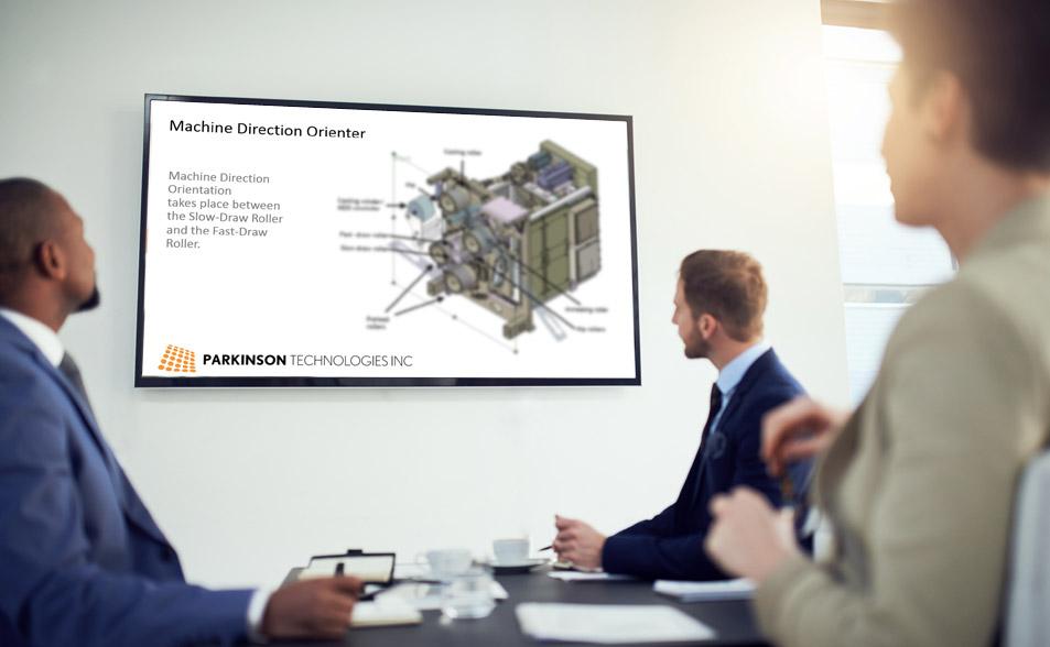 About Parkinson Technologies Parkinson Technologies