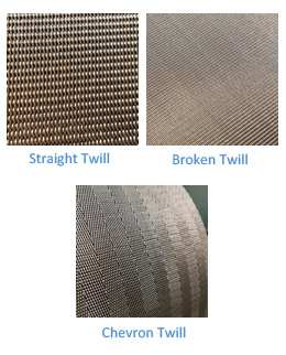 Factors When Choosing Screen Part 1 Weave Pattern